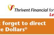 thrivent choice dollars